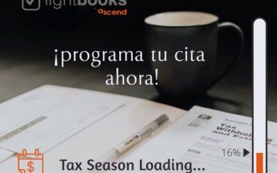 ¿Estás listo para realizar tu declaración (Income Tax)?